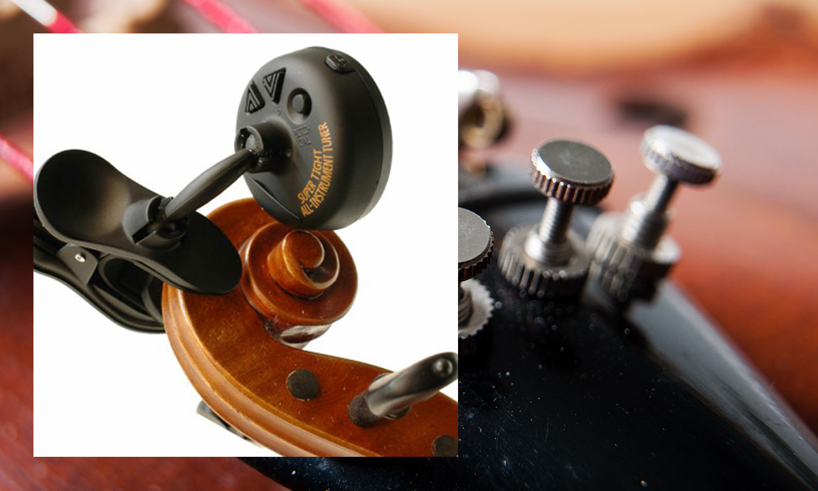 Electronic Tuners: Essential Violin Accessories for Students
