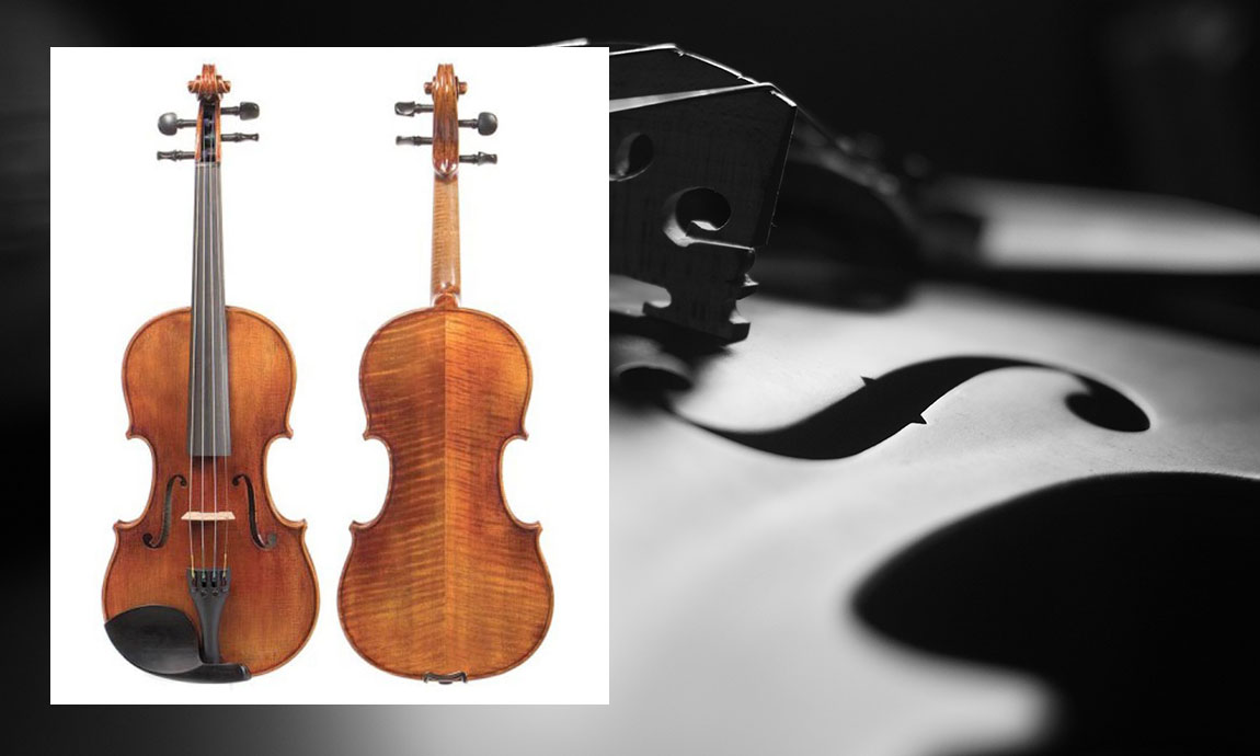 Intermediate and Student Violins from Snow