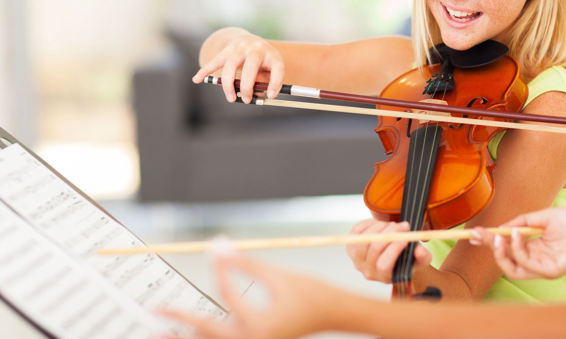 Renting a Violin for Your Student Violinist