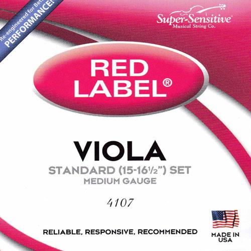 Red Label Viola A String