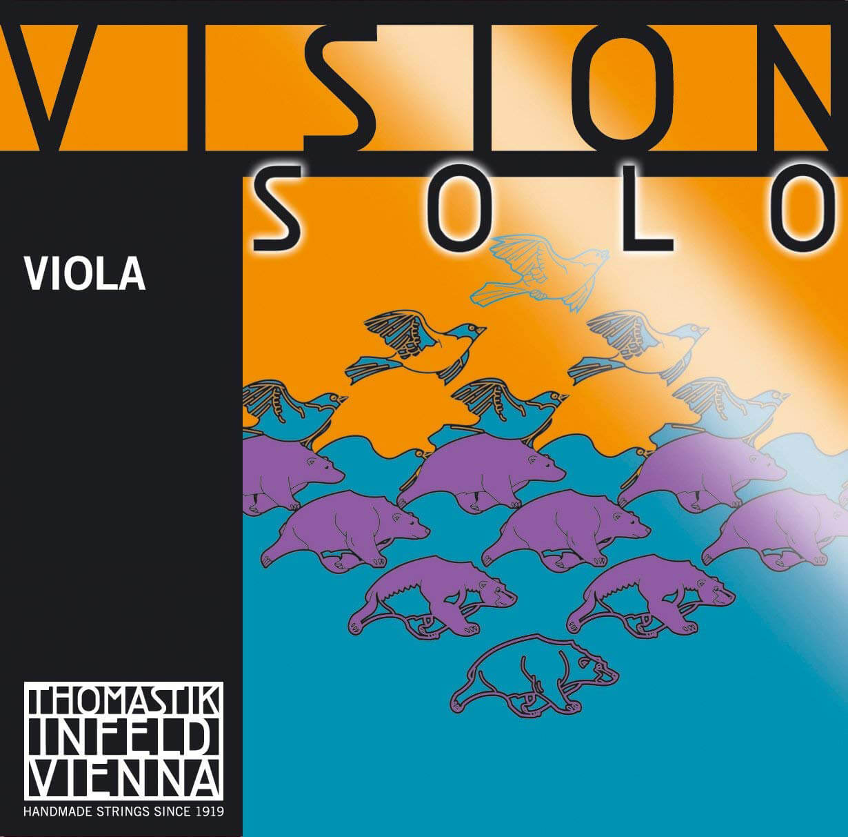 Thomastik Infeld Vision Solo Viola G Strings
