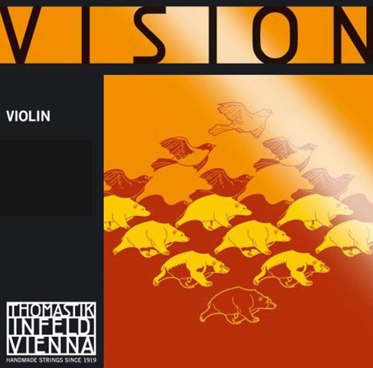 Thomastik Infeld Vision Violin E String